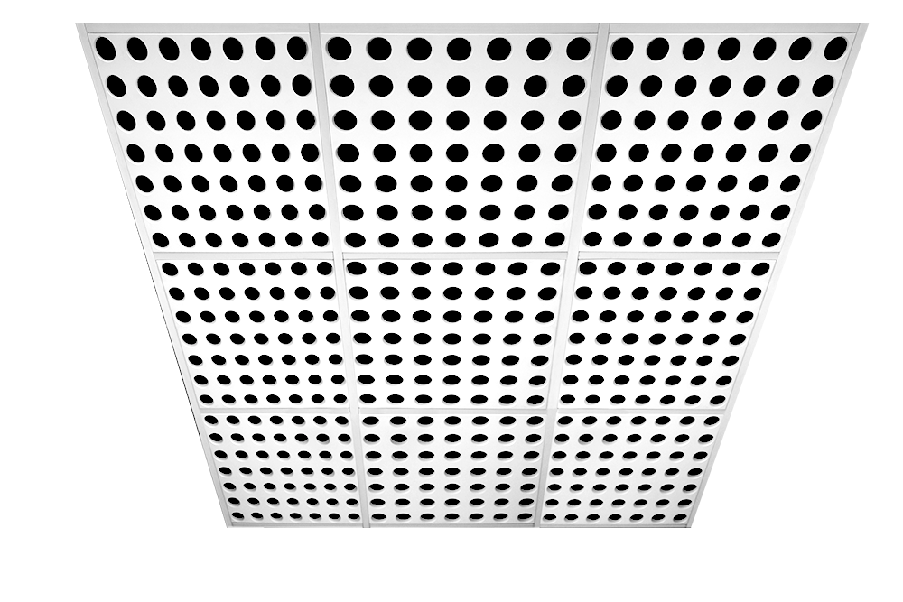 Moon ceiling view
